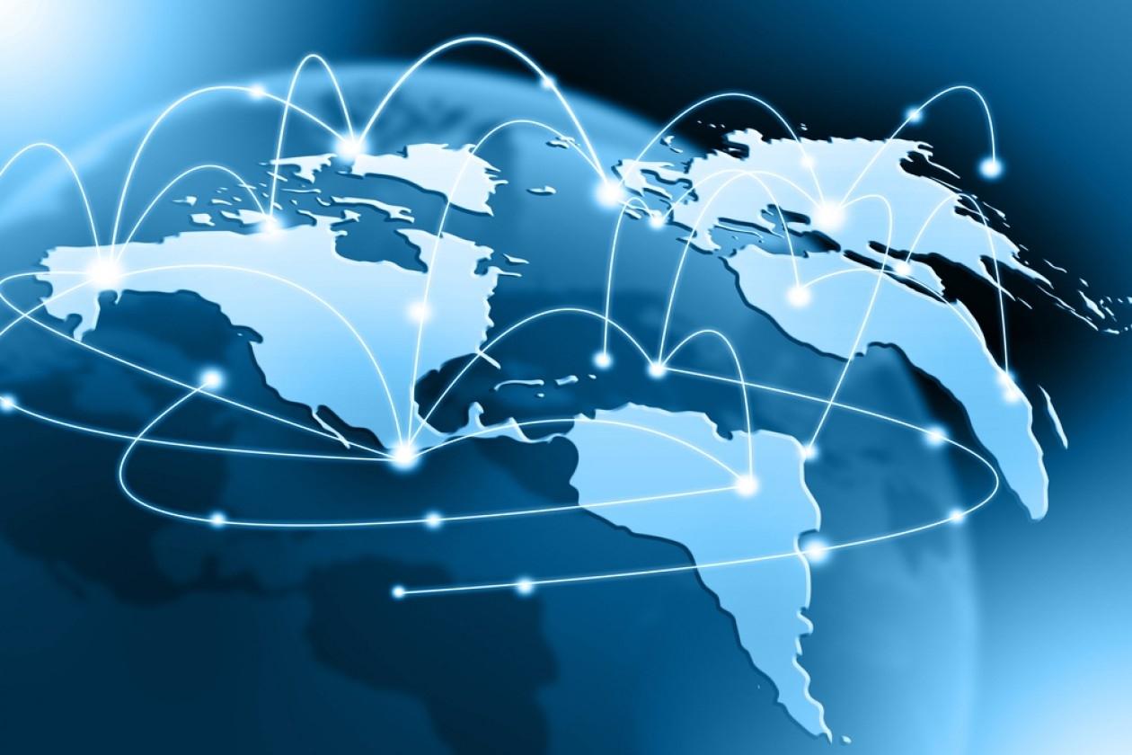 Internet conecta el mundo