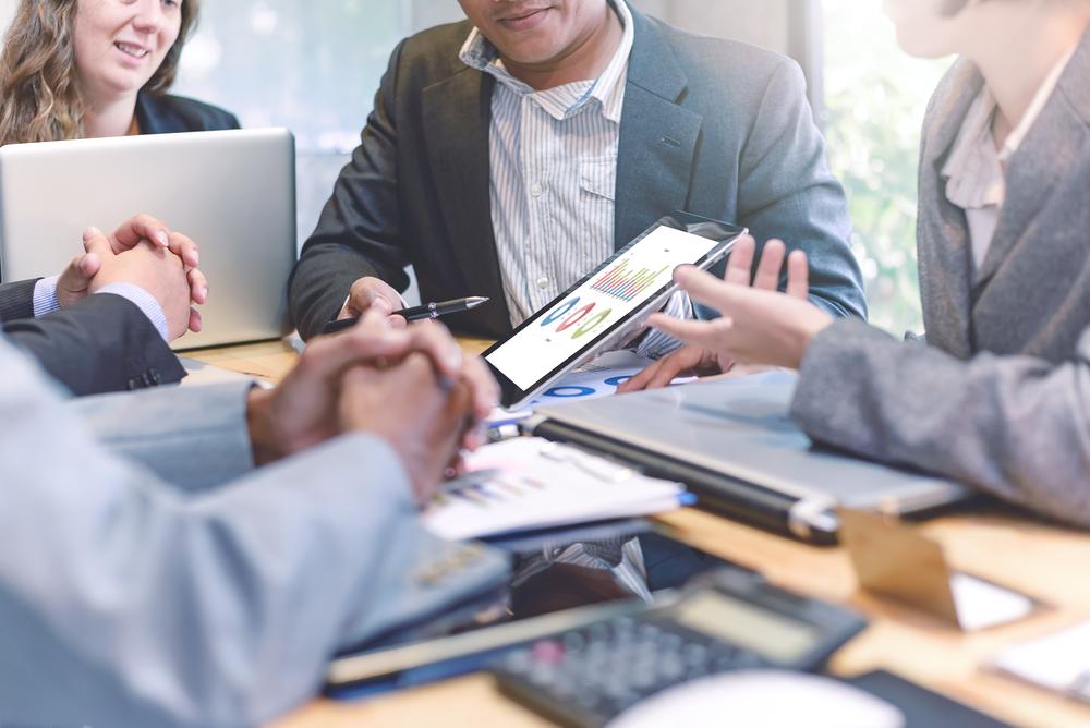 Razones para usar la solución de negocios